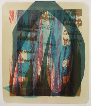 audrey hardy - lithograph